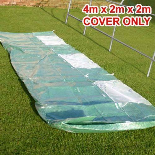 Polytunnel Cover Greenhouses Ebay