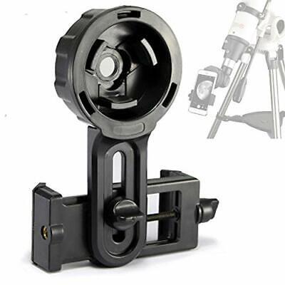 Smart Phone Adapter Quick Aligned Telescope Miscroscope Digiscoping Universal