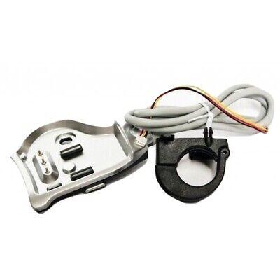 Gazelle Soporte Para Regulador Para Innergy Bicicleta Eléctrica Gris Plata