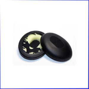 Leather Ear Pads Earpad Cushions fits Bose QuietComfort 3 QC3 On-Ear Headphones