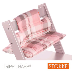 STOKKE - Coussin pour chaise haute Tripp Trapp style Burberry