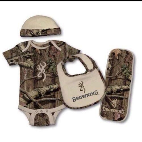 Mossy Oak Camo Baby Girl Clothes