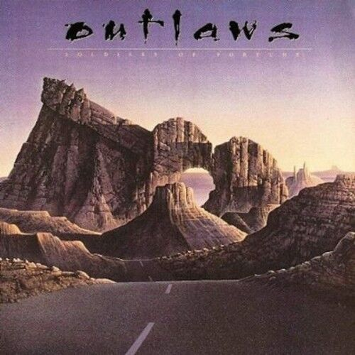 The Outlaws - Soldiers of Fortune [New CD]