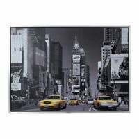 Photo taxi jaune IKEA Vilshult Picture yellow cab