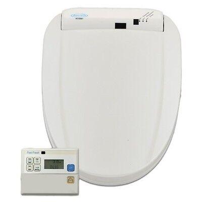Hometech Feel Fresh Hi-6001 White Bidet Washing Toilet Se...