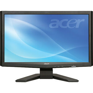 20 INCH WIDE SCREEN MONITOR