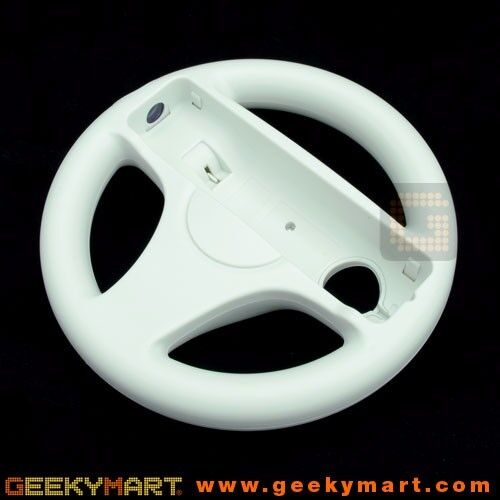 STEERING WHEEL DESIGN FOR NINTENDO WII REMOTE
