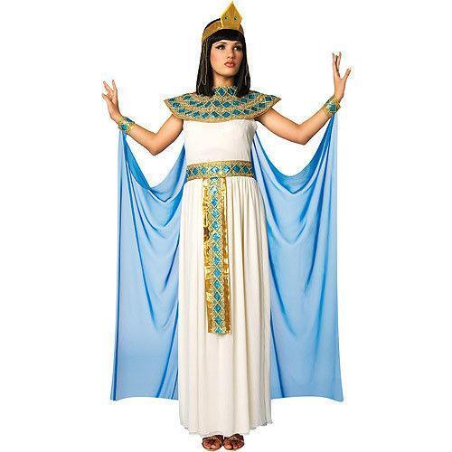Cleopatra Costume Kid Homemade