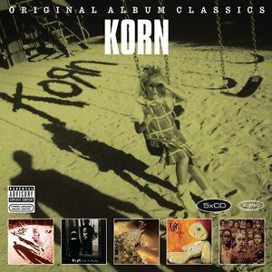 Korn - Original Album Classics  2014 [CD New]