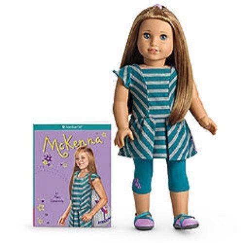 American Girl Mckenna Doll And Book Ebay