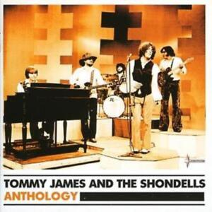 Tommy James and The Shondells : Anthology CD (2007) ***NEW***