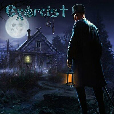 Computer Games - Exorcist PC Games Windows 10 8 7 XP Computer hidden object seek and find mystery