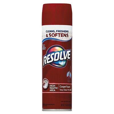 Resolve Foam Carpet Cleaner - 00706ct