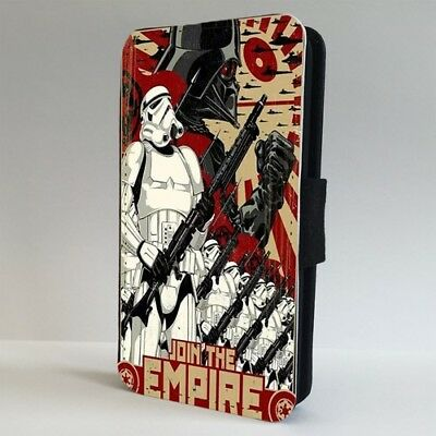 Star Wars Darth Vader Propaganda Art FLIP PHONE CASE COVER for IPHONE SAMSUNG