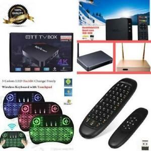 Newest Big Promotion ! Original(not clone ) Android TV Box, Android Box, Android Smart TV, H.265 4K HD Media Player