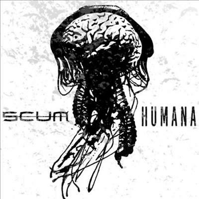 Scum   Humana  Digipak    New Cd