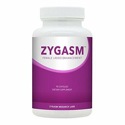 Zygasm - Best Female Libido Booster - All-Natural Enhancement Supplement For