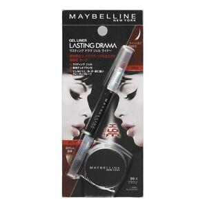 Maybelline Eye Liner Gel Lasting Drama Brown (Japanese Packaging)