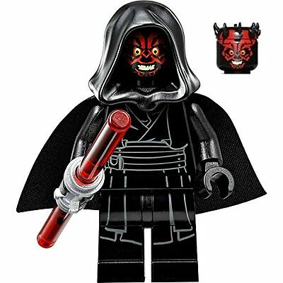 Lego  Star Wars Darth Maul   With Hood   From Set 75096
