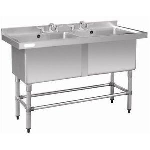 Stainless Steel Kitchen Sink Catering