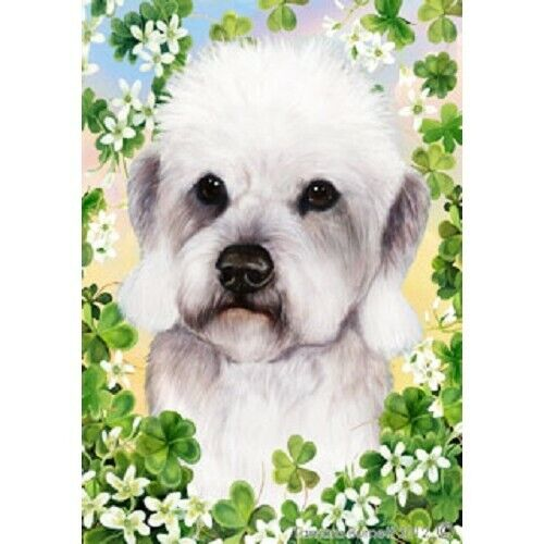 Clover House Flag - Pepper Dandie Dinmont Terrier 31211