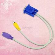 VGA to AV Cable