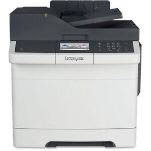 Imprimante Lexmark X410DE - laser - couleur - scan - copy - fax