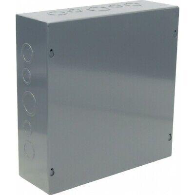 Orbit 12126 Nema Type 1 Screw Cover Enclosure W K.o.s 12 X 12 X 6
