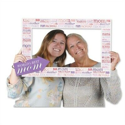 Mother's Day Photo Fun Frame Mothers Day Gift Present Decoration (Mothers Day Decorations)