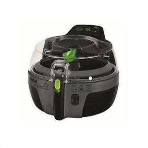 Black T-fal AW950050 ActiFry 1.5Kg FAMILY + Fry Cutter