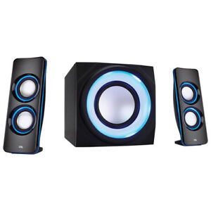 Blue Tooth Computer Speakers w/ Subwoofer