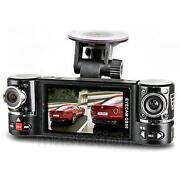 Car DVR HD Dual GPS
