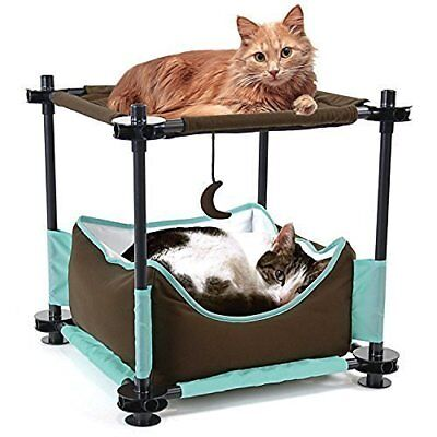 Kitty City Steel Claw Sleeper Cat Bed Furniture   Free Shipping