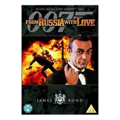 james bond from russia with love ebay