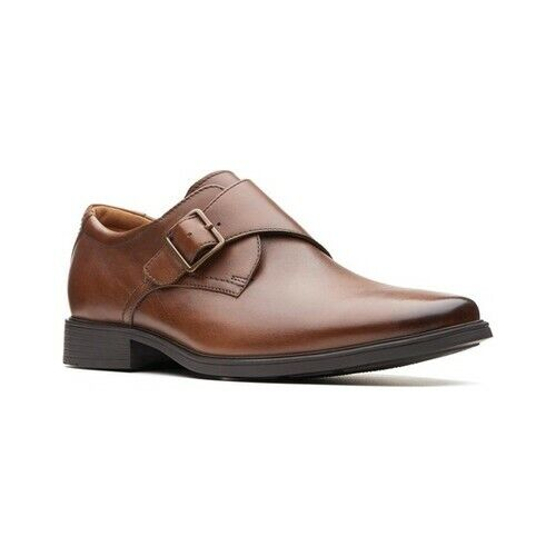 Clarks Men's   Tilden Style Monkstrap