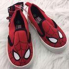 Spider-Man Canvas Medium Width Shoes for Boys
