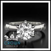 1 Carat Solitaire Diamond Ring