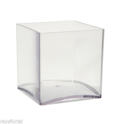 Acrylic Vase Ebay