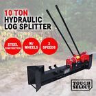 Unbranded Log Splitter Garden Log Splitters