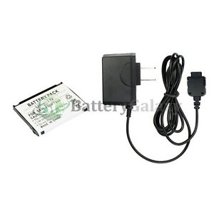 Phone BATTERY for Samsung SPH-a900 MM-a900+Home Charger