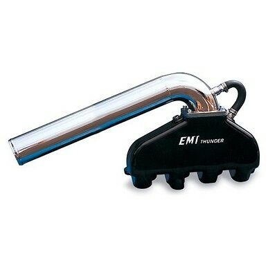 EMI Thunder Exhaust System-BB Chevy With SS Hi Performance Dry Pipe