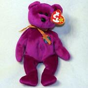 Beanie Babies Millenium Bear