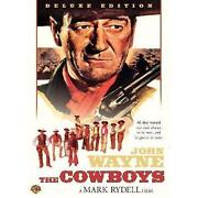 John Wayne The Cowboys