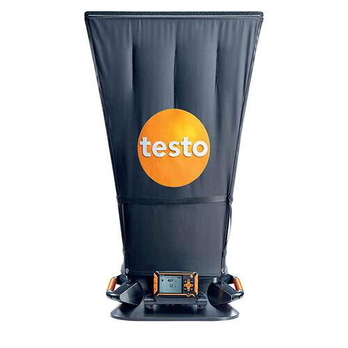 Testo 420-KIT-NIST (400563 4200) Flow Hood Kit with NIST Certification