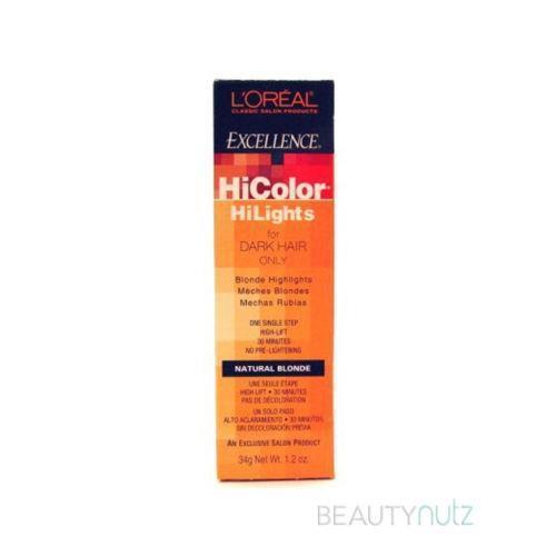 loreal hicolor hilights hair color ebay