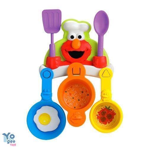 Elmo S Restaurant Toy Accessories