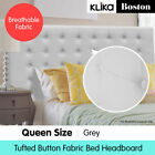 Unbranded Grey Headboards for Beds