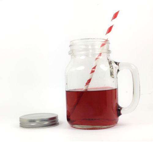 glass jars with lids ebay. Black Bedroom Furniture Sets. Home Design Ideas