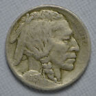 Silver Ungraded US Buffalo Nickels (1913-1938)