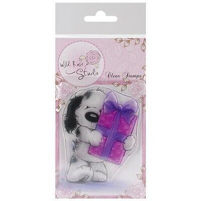 Разное Wild Rose Studio Clear Stamp Set - 089574